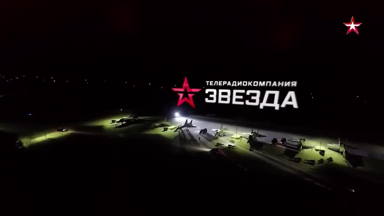 Kênh truyền hình Zvezda phát sóng khoảnh khắc ngoạn mục của MiG-31