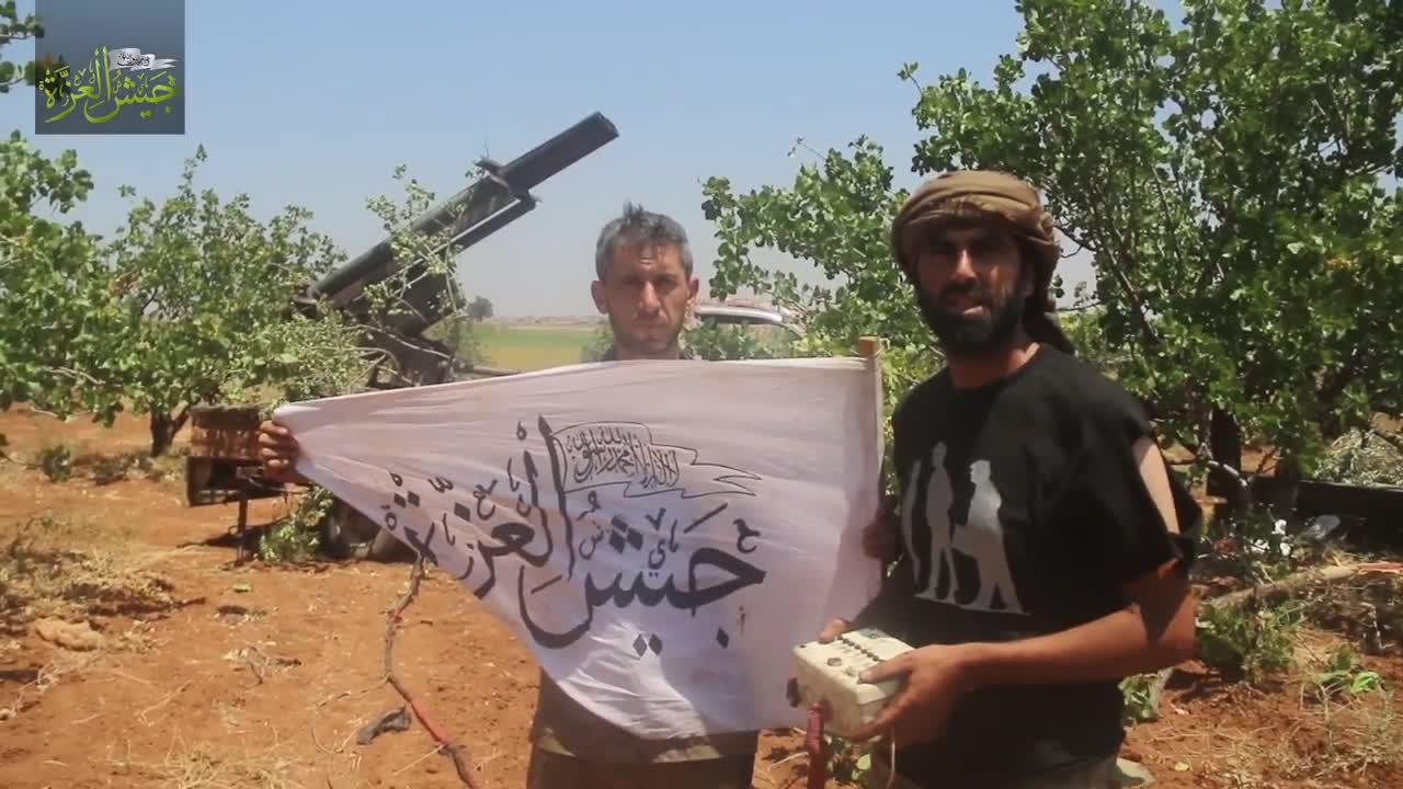 Phiến quân tấn công căn cứ Quân đội Nga ở Syria