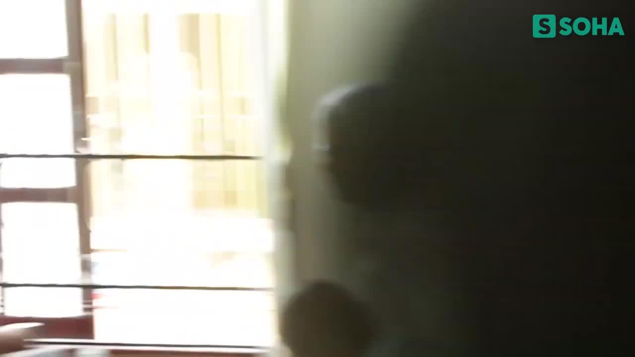 Người nhà nạn nhân xin giảm án cho bị cáo Nguyễn Thị Nga (Thực hiện: King pro)