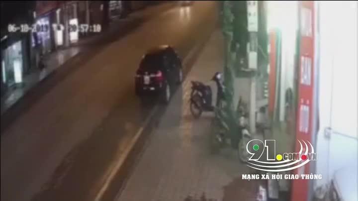 Vụ va chạm giữa 2 ô tô ở Sơn La