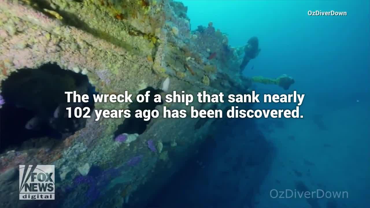Con tàu chết chóc được phát hiện sau 1 thế kỷ chôn vùi dưới đáy biển