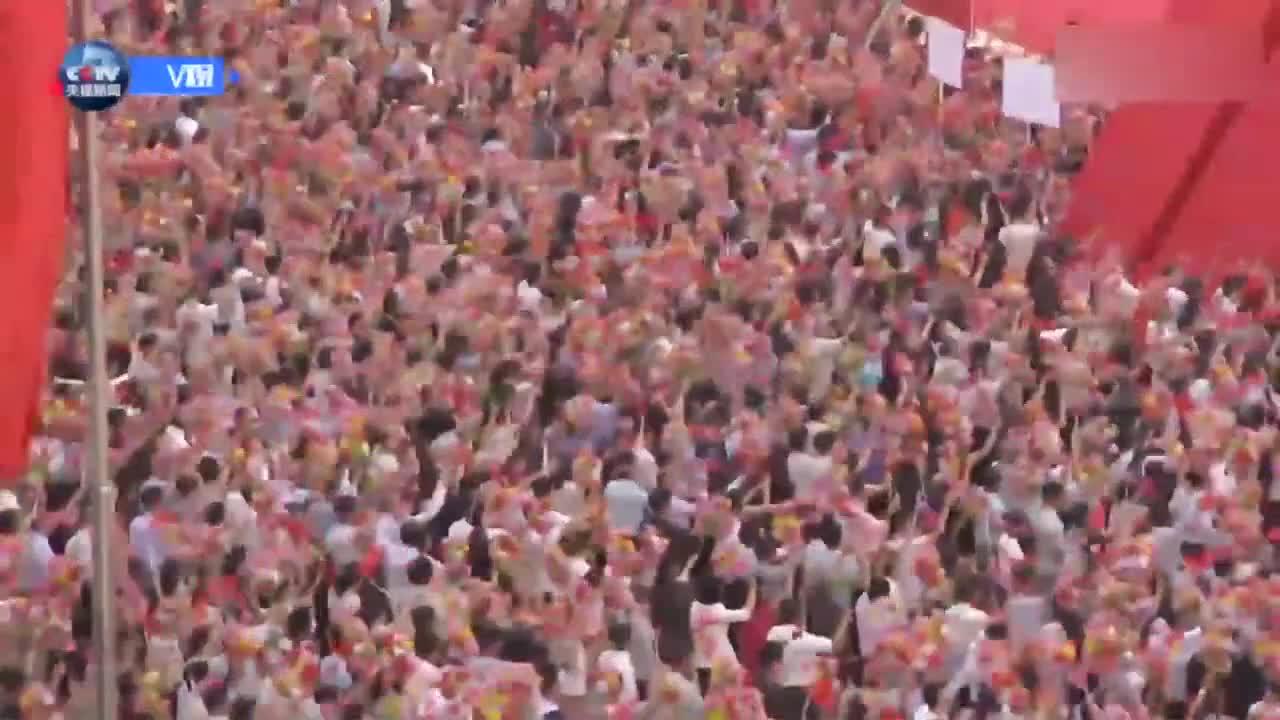 Người dân Triều Tiên nhiệt liệt chào đón chuyến thăm của Chủ tịch Trung Quốc Tập Cận Bình