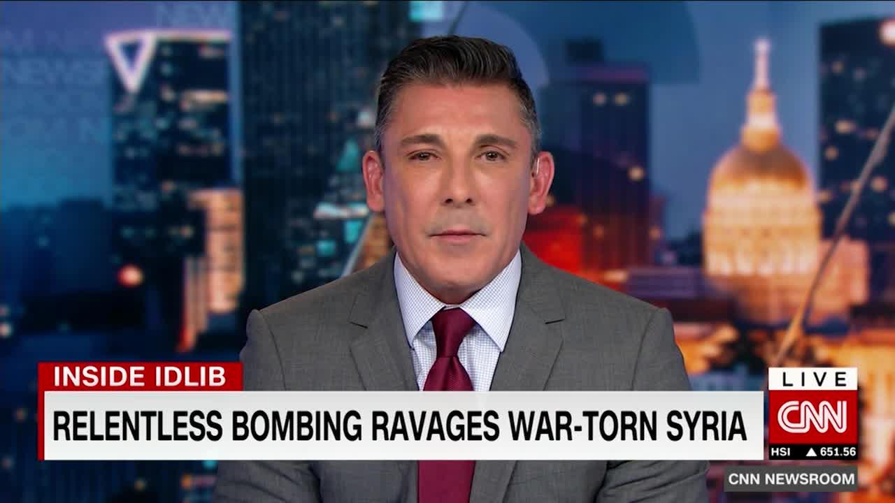 Video ghi lại cảnh giao chiến ác liệt tại Syria