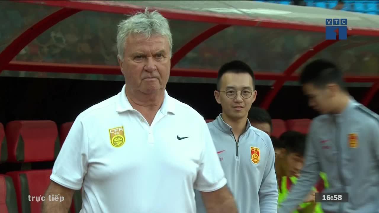 Giao hữu: U22 Trung Quốc 0-2 U22 Việt Nam (Nguồn: NEXT Sport)