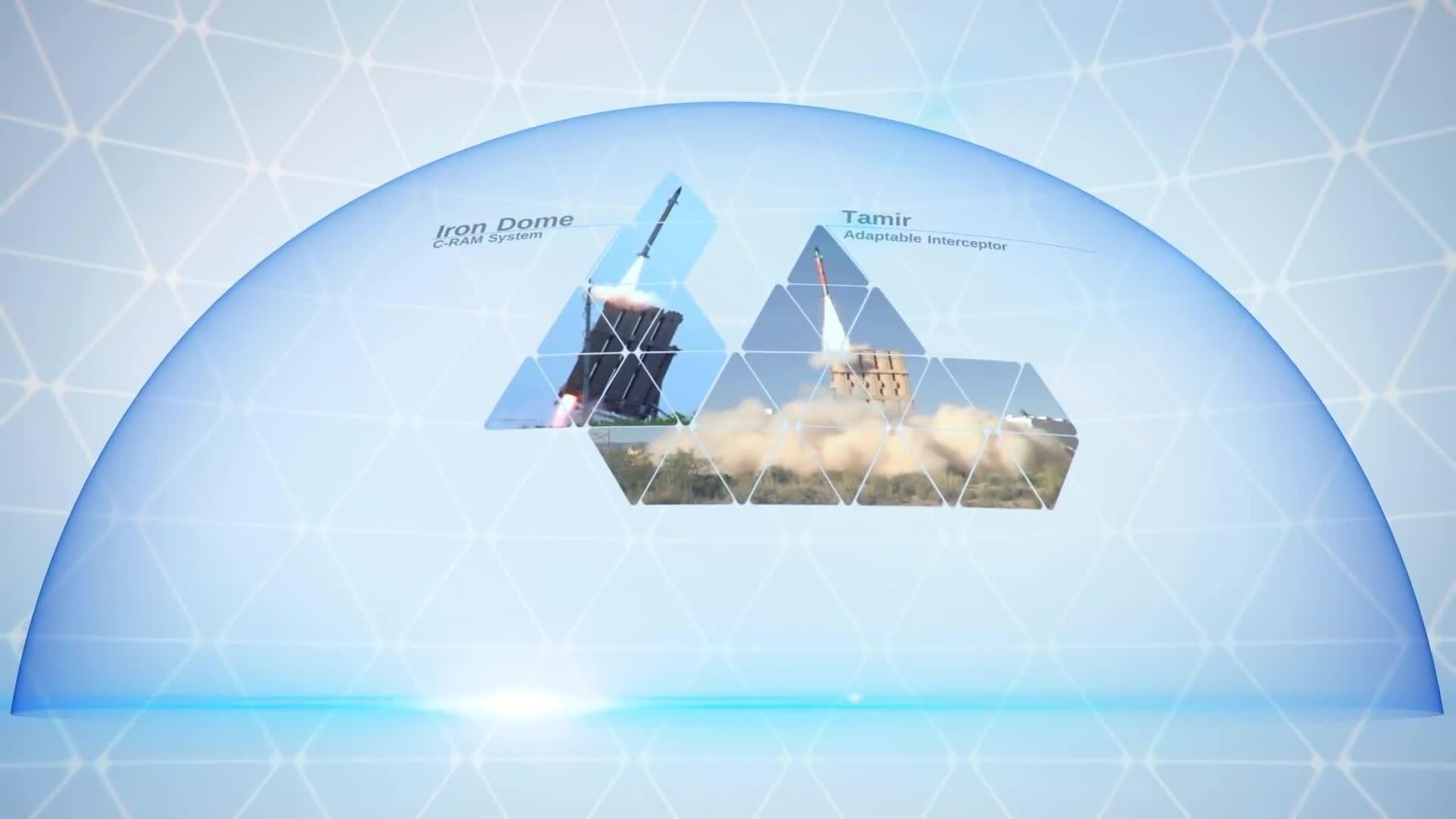 Iron Dome - Hệ thống phòng thủ tên lửa sứ mệnh kép duy nhất trên thế giới