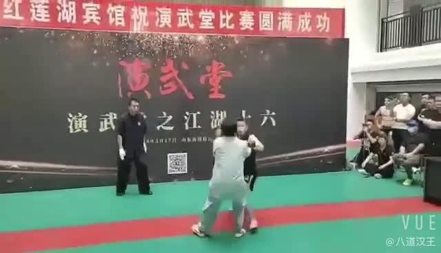 Mã Bảo Quốc thua knock-out trước võ sĩ tán thủ nghiệp dư.