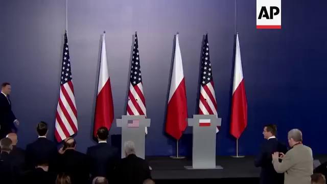 Tổng thống Trump nói về việc Nga can thiệp bầu cử