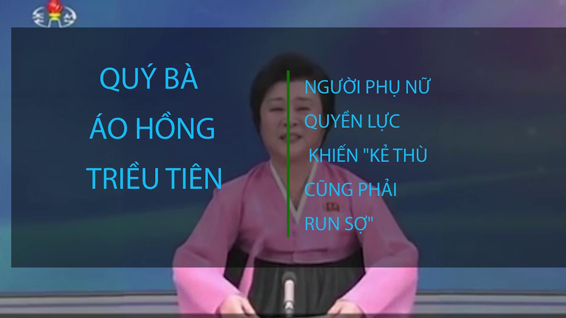 """Quý bà áo hồng Triều Tiên - Người phụ nữ quyền lực khiến """"kẻ thù run sợ"""""""