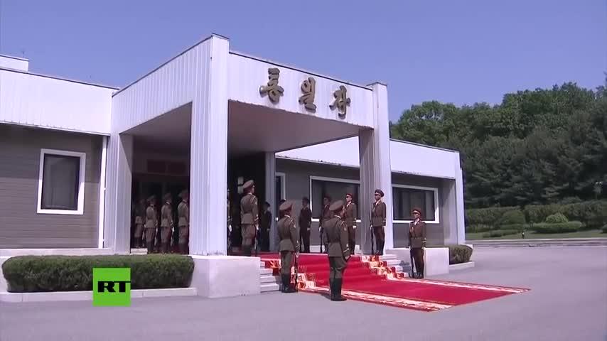 Tổng thống Hàn Quốc gặp lãnh đạo Triều Tiên lần 2
