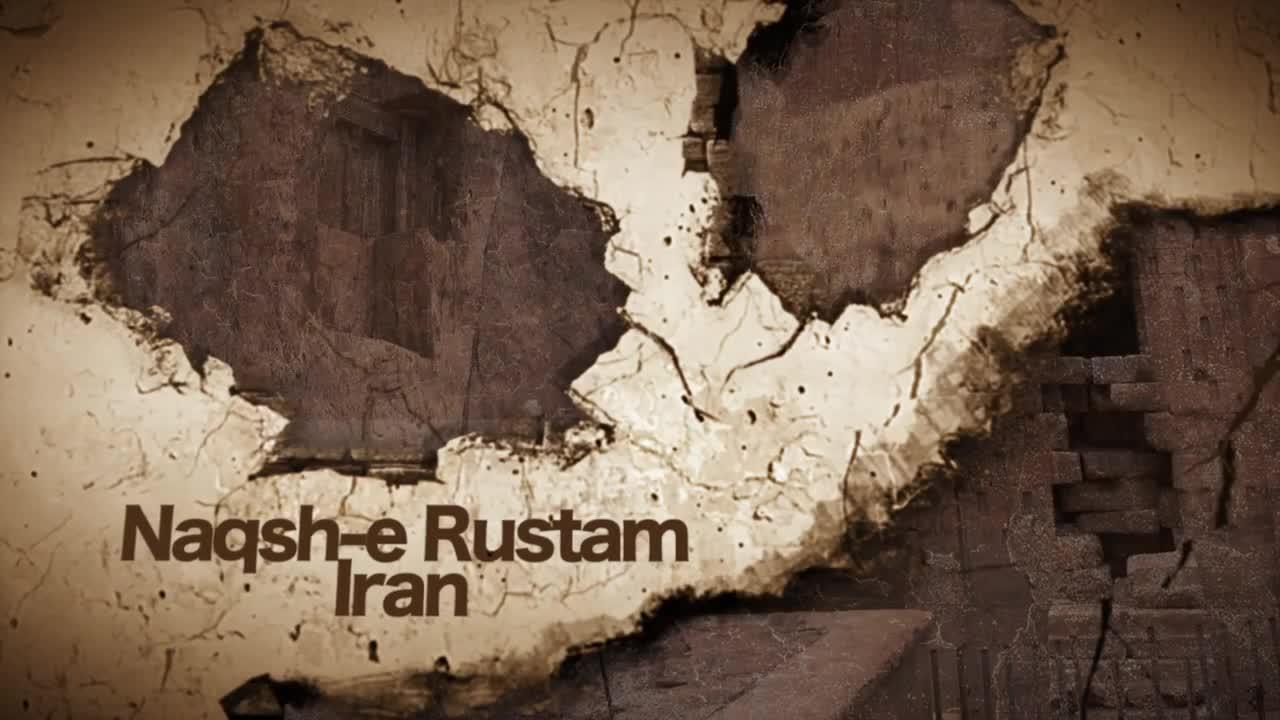 Lăng mộ Naqsh - e Rustam