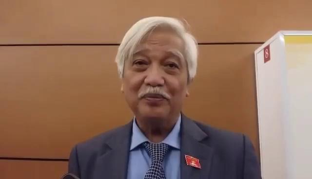 Ông Dương Trung Quốc nói về việc đặt tên đường cụ Trịnh Văn Bô.