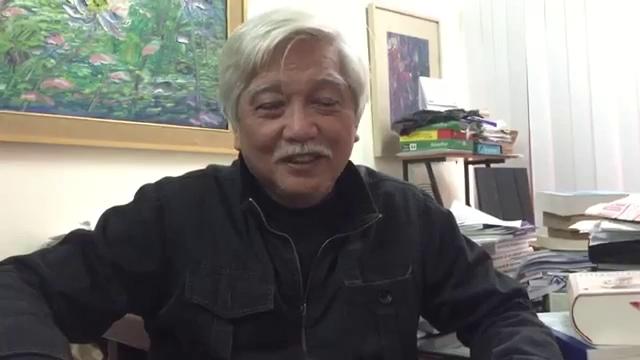 Ông Dương Trung Quốc gửi lời chúc Tết dịp năm mới 2018