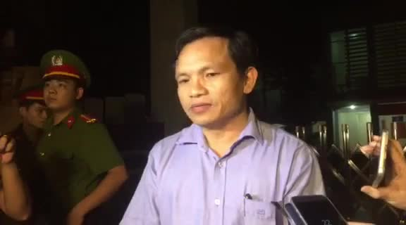 Ông Mai Văn Trinh trả lời sau khi phát hiện có dấu hiệu can thiệp kết quả thi ở Sơn La