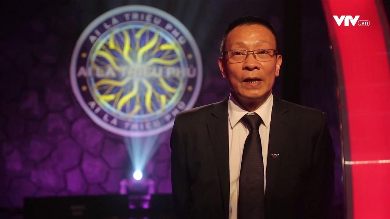 Nhà báo Lại Văn Sâm lần đầu lên tiếng về việc chia tay Ai là Triệu phú.