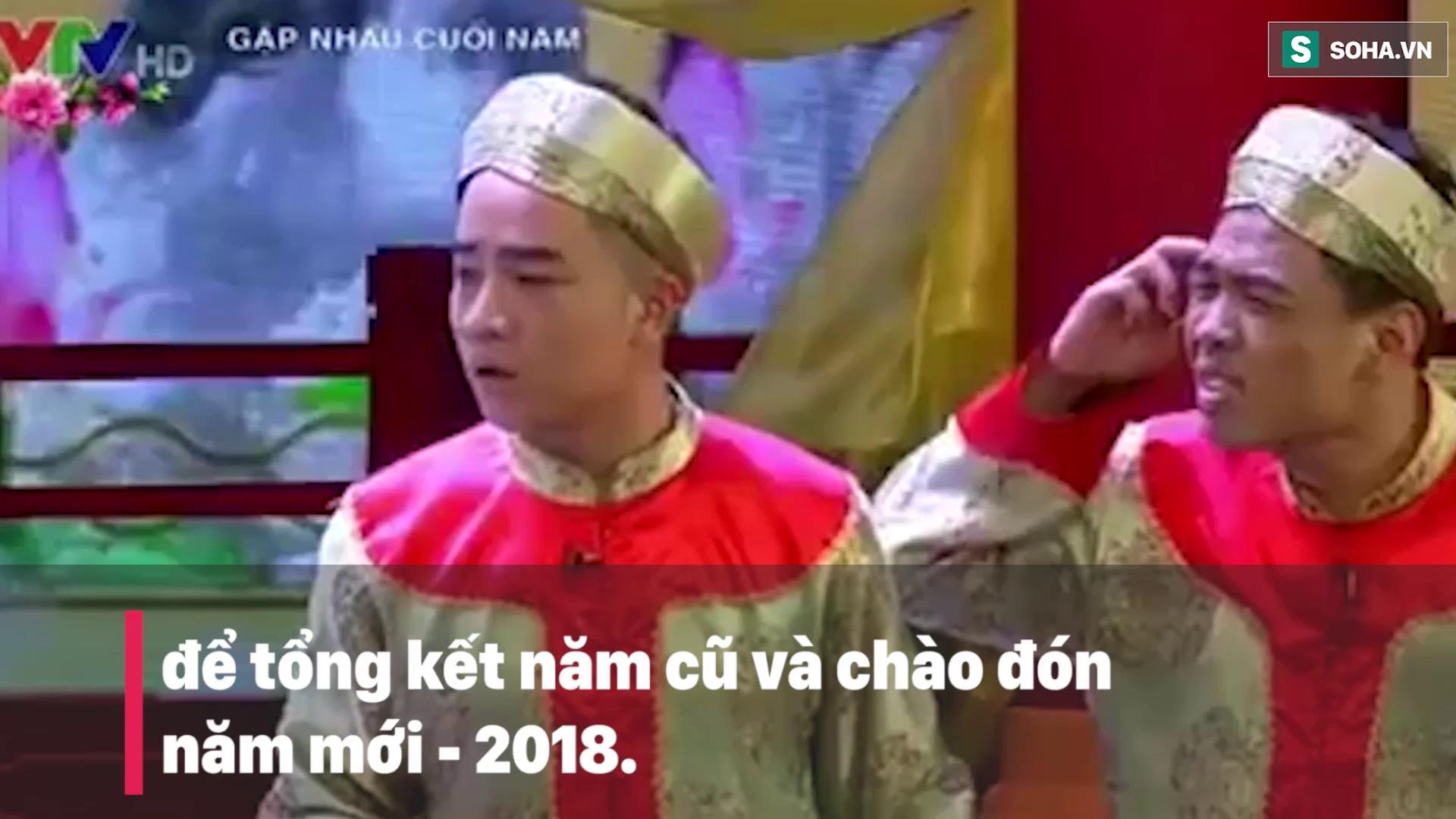Táo quân 2018: Phát ngôn ấn tượng của con trai Xuân Bắc.