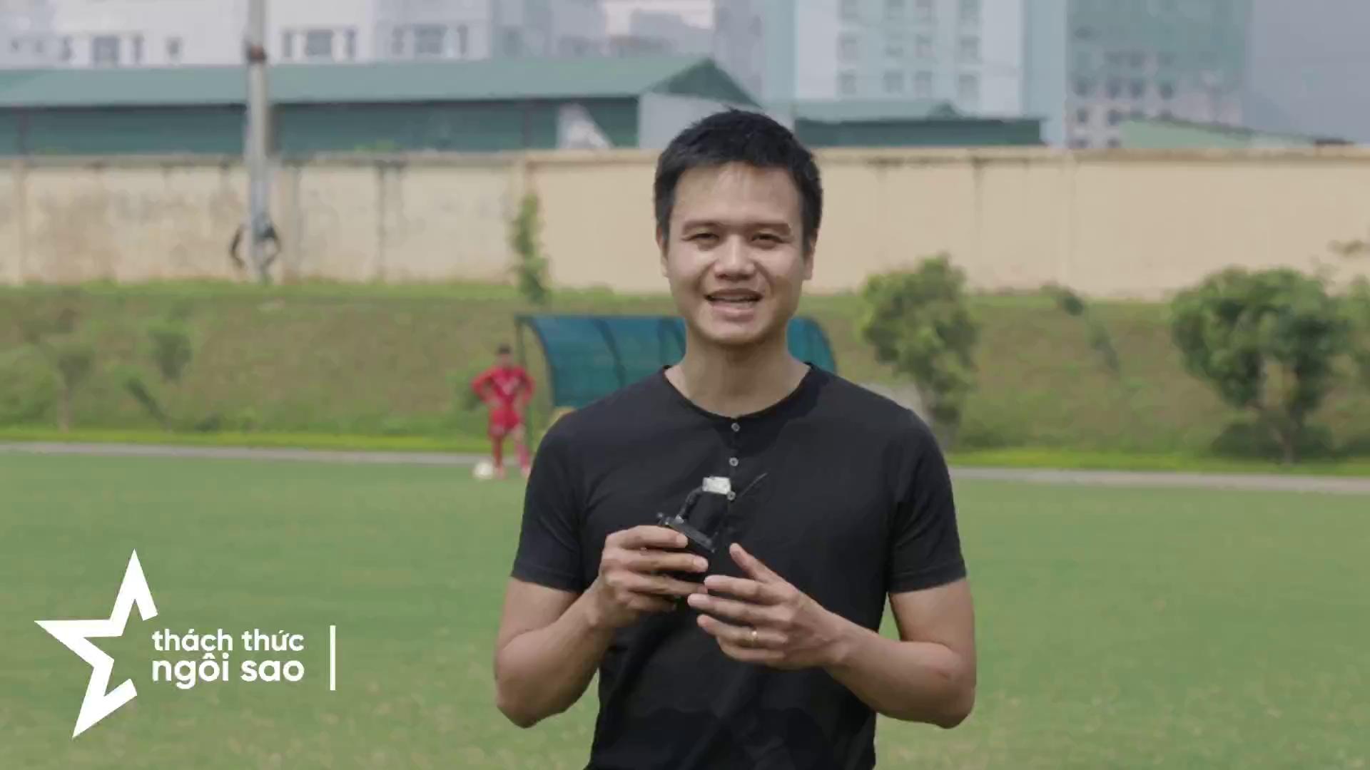 """Thách thức """"trái khoáy"""" mang tên Neymar và bất ngờ từ sao U23 Việt Nam."""
