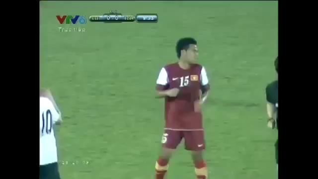 Giao hữu Tứ hùng U19 cúp Nutifood: U19 Việt Nam 2-3 U19 Tottenham