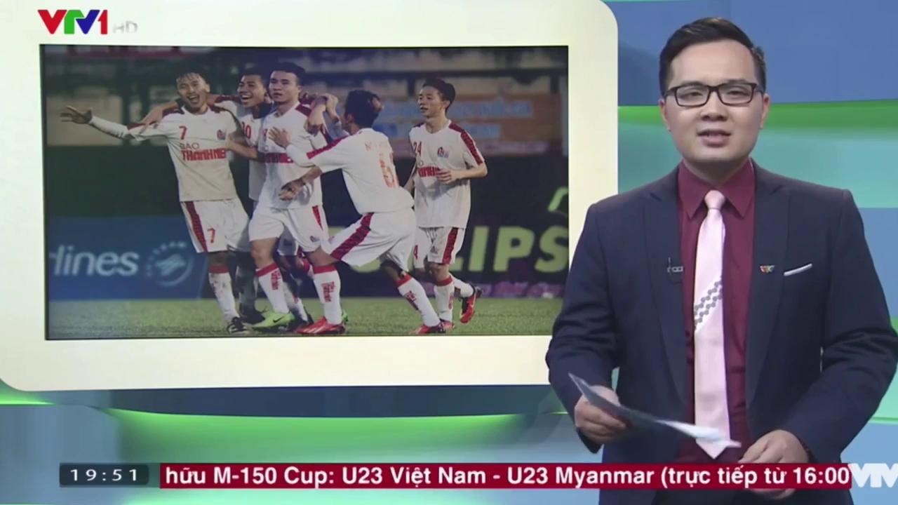 Chung kết U21 Quốc gia 2017: U21 HAGL 3-0 U21 Viettel