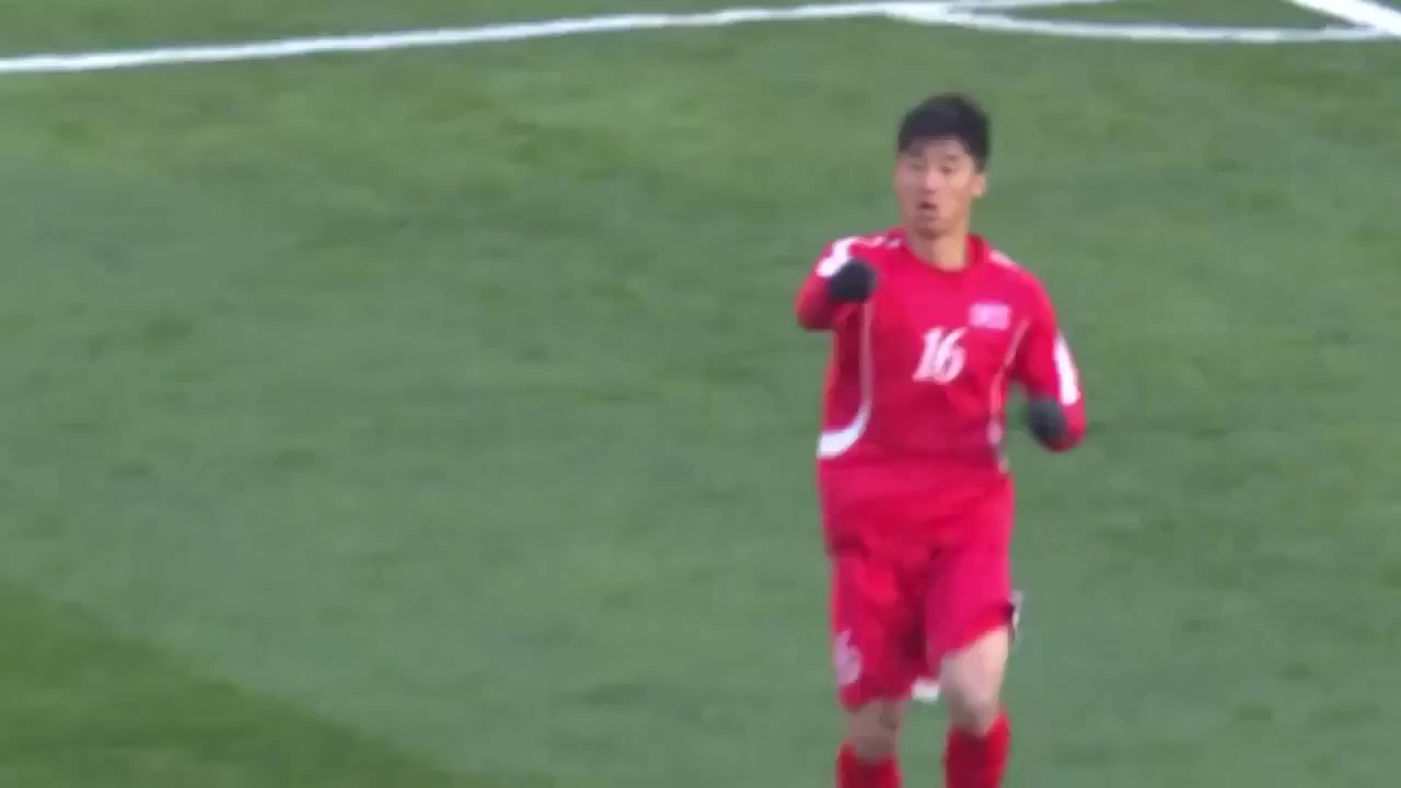 VCK U23 châu Á: U23 Thái Lan 0-1 U23 Triều Tiên