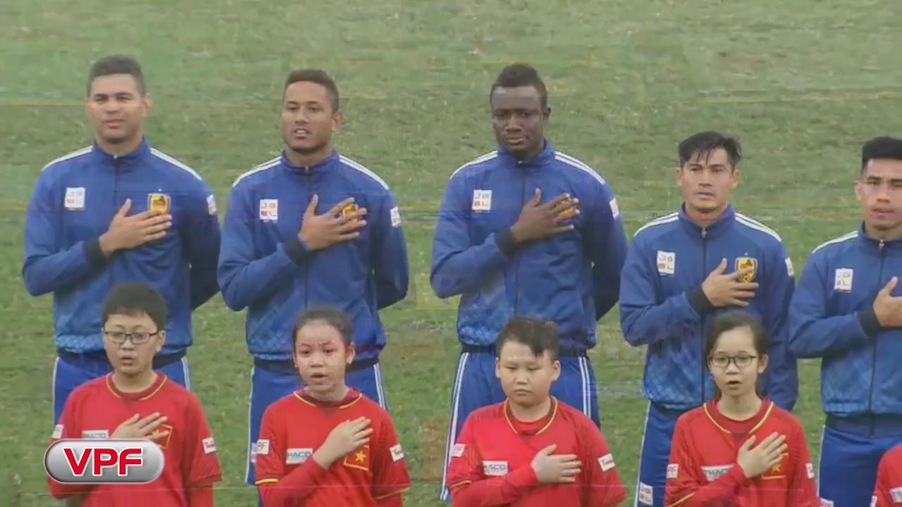 Siêu cúp Quốc gia 2018: Quảng Nam 1-0 SLNA