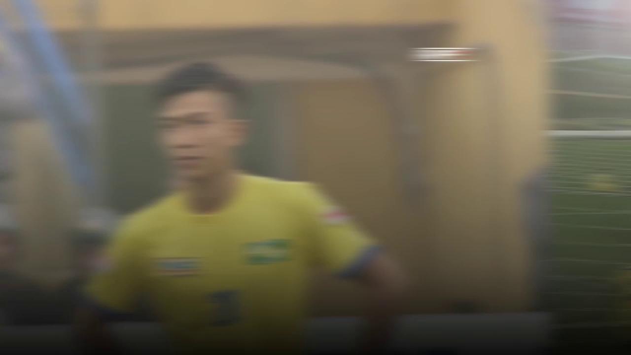 Sao U23 Việt Nam thể hiện thế nào trong Siêu cúp Quốc gia?
