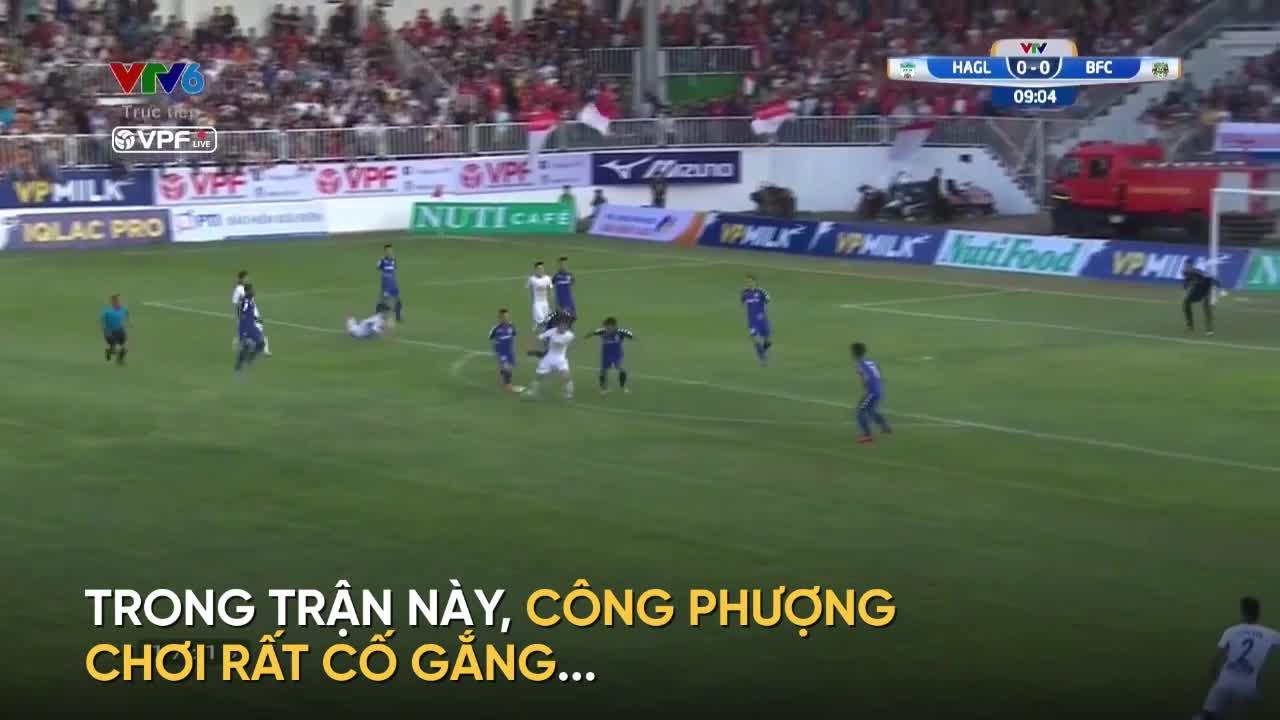 """""""Đánh rơi"""" sở trường, Công Phượng đang chịu áp lực sau VCK U23 châu Á?"""