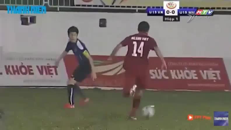 U19 casino o viet nam 2018: U19 Việt Nam 2-1 U19 Mito Hollyhock