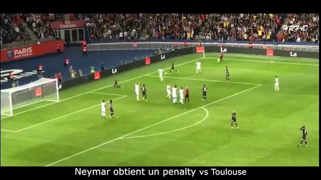Khác biệt chuyện Neymar đá penalty ở Barca và PSG