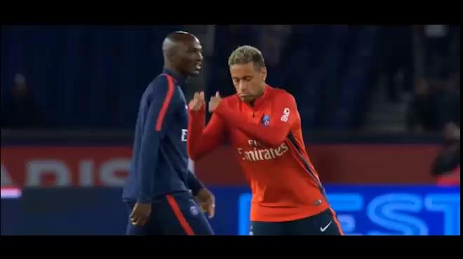 Những màn trình diễn của Neymar cho PSG