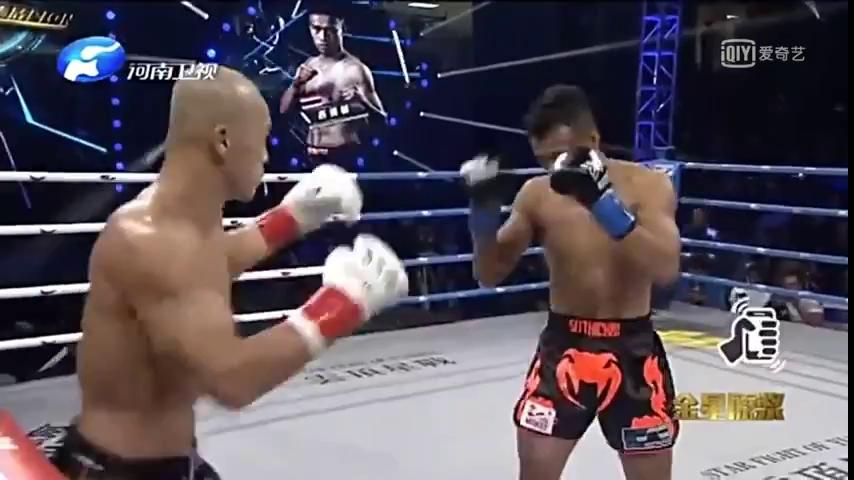 Yi Long vs Sitthichai Sitsongpeenong