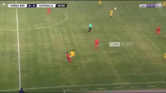VCK U23 châu Á 2018: U23 Hàn Quốc 3-2 U23 Australia