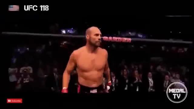 James Toney bị Randy Couture  đánh bại tại UFC