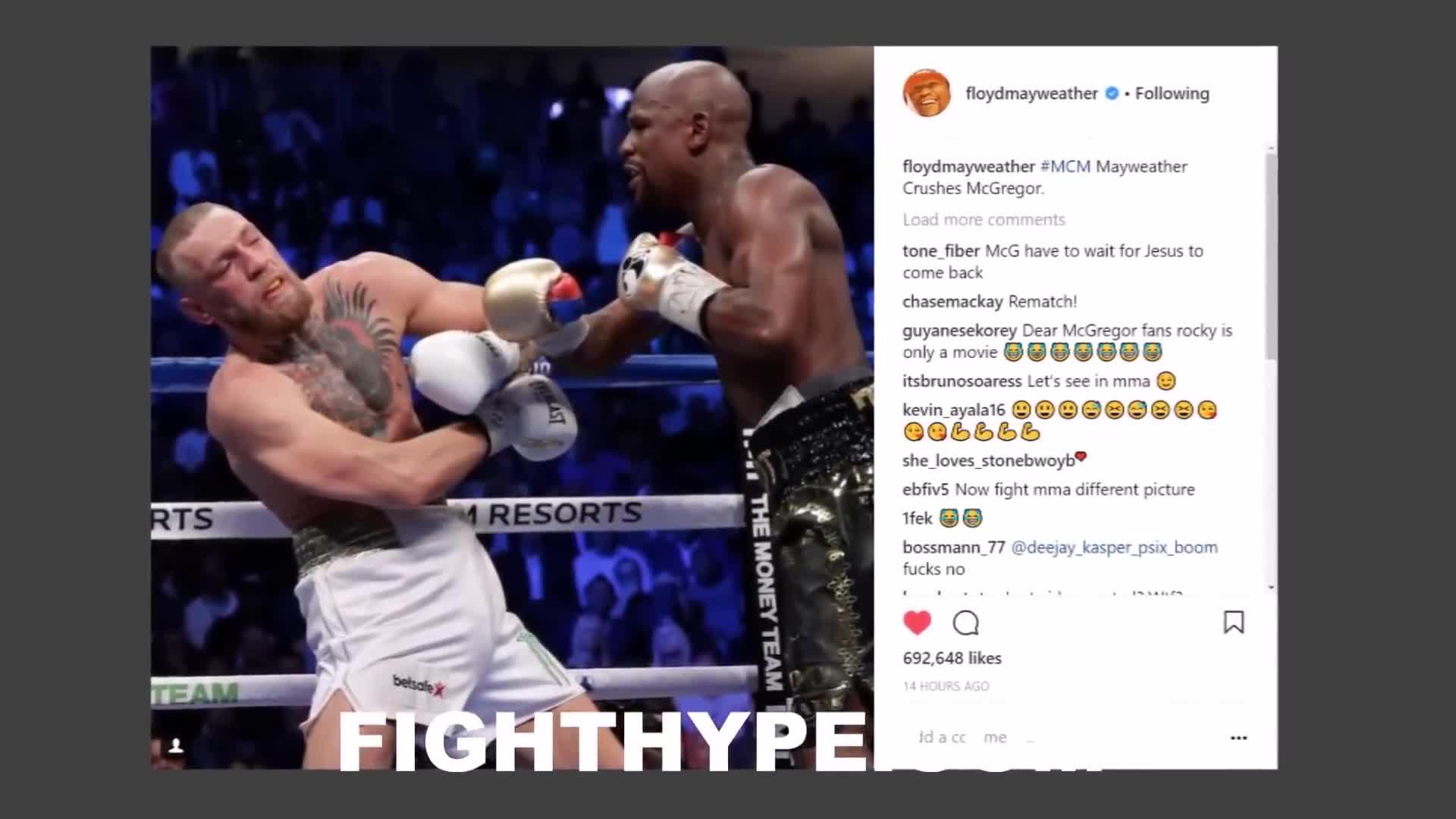 Floyd Mayweather sẵn sàng bước chân vào MMA