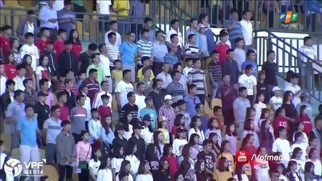 Vòng 2 V-League 2018: Cần Thơ 0-3 Hà Nội FC
