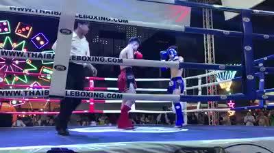 Màn hạ knock-out đối thủ của Duy Nhất