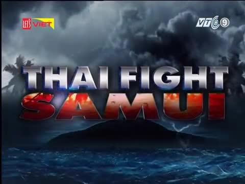 """Xem Saiyok Pumphanmuang dùng """"đòn chỏ tàn bạo"""" hạ đo ván đối thủ người Nga Yurik Davtyan năm 2015."""