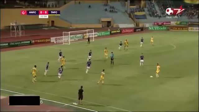 Vòng 9 V.League 2018: Hà Nội FC 4-3 FLC Thanh Hóa