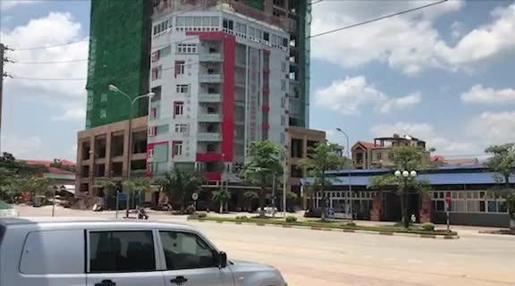 Video khu vực khách sạn, nhà hàng mang tên Triệu Ký Voòng.