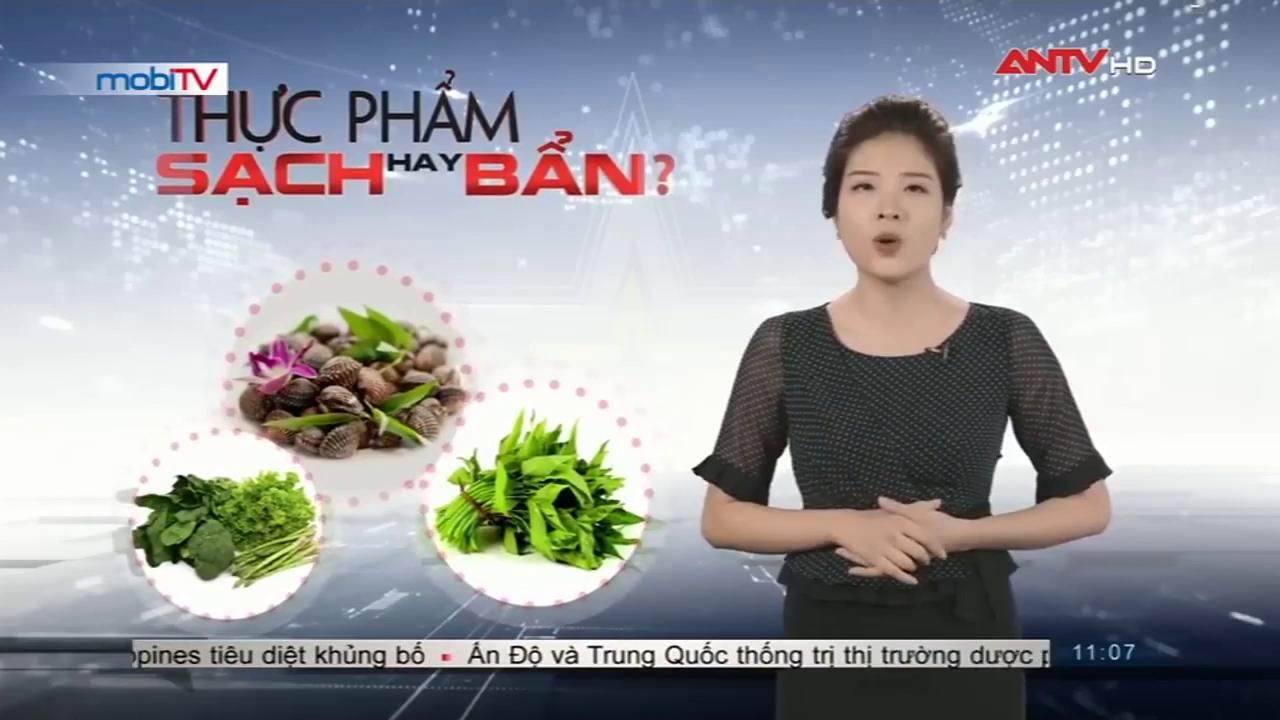 Hoa quả tươi mãi không héo là nhờ thuốc dấm của thương lái Việt