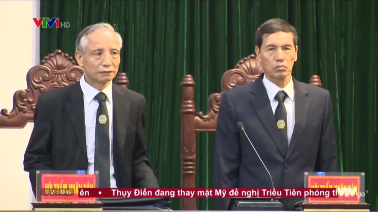 Ông Đinh La Thăng hầu tòa trong vụ án 800 tỷ