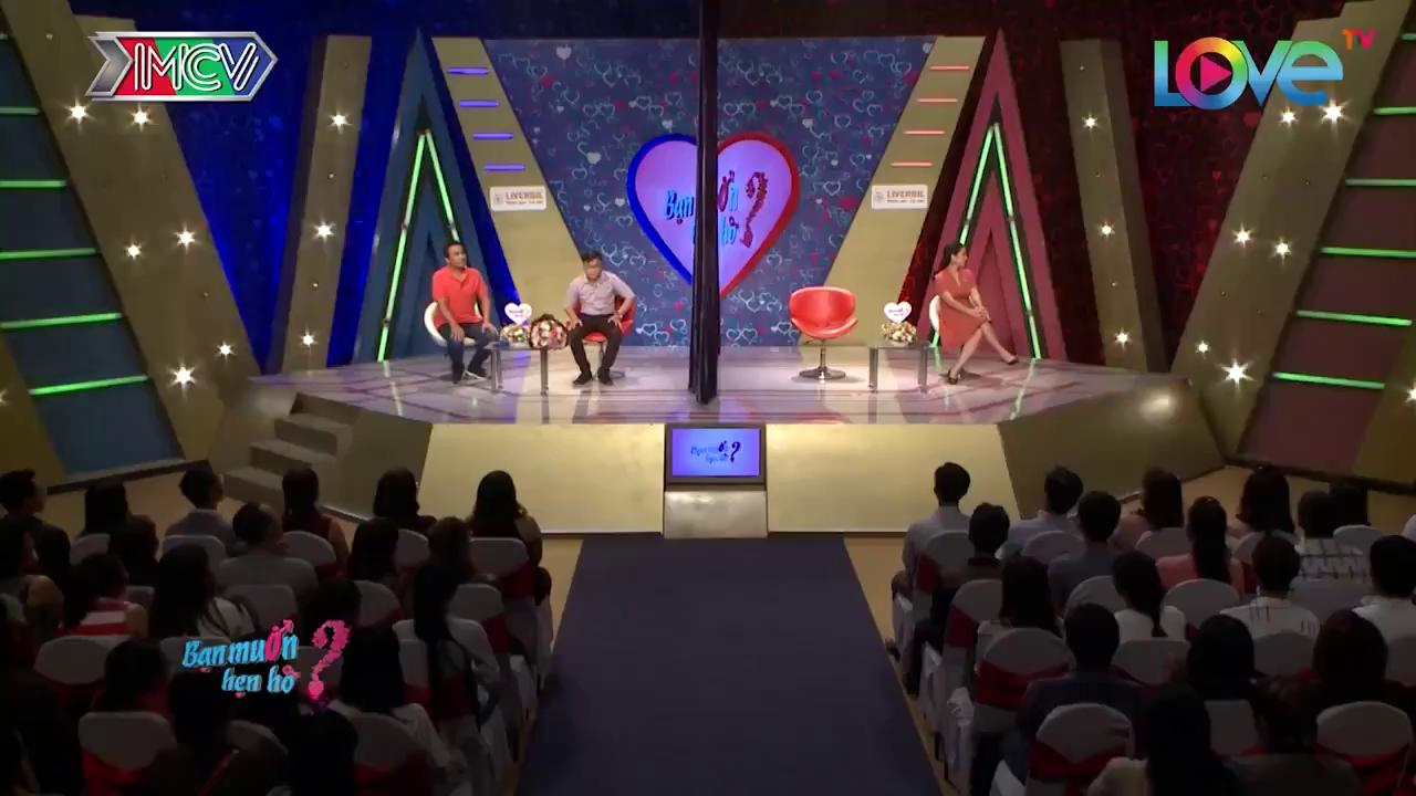 Bạn muốn hẹn hò: Cặp đôi Hoàng Minh và Hồng Thủy