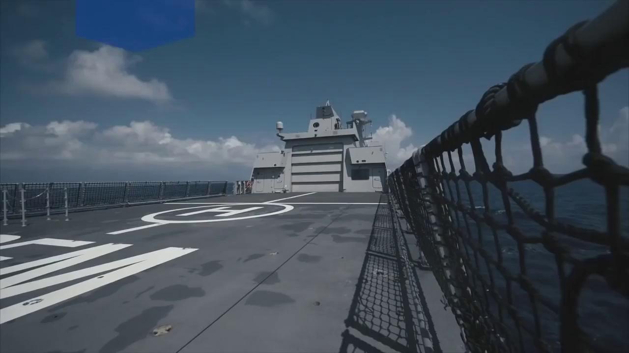 Tàu hộ vệ tên lửa SIGMA 10514 PKR do Indonesia đóng trong nước dưới sự hỗ trợ kỹ thuật từ Damen, Hà Lan