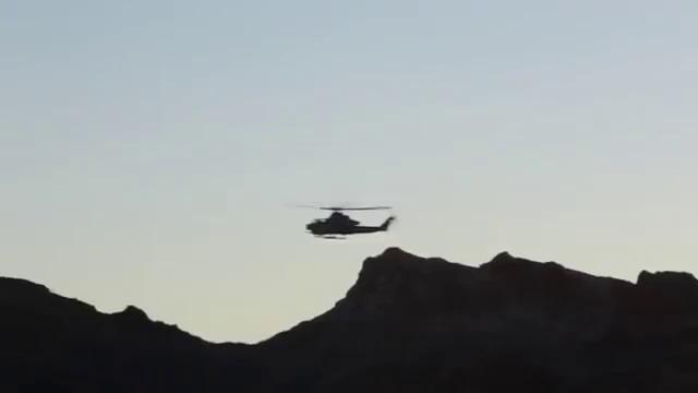 Sức mạnh trực thăng tấn công AH-1Z Viper của Thủy quân lục chiến Hoa Kỳ