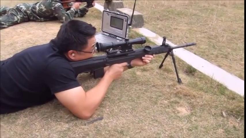 Súng trường bắn tỉa QBU-88 (Type 88) của Trung Quốc