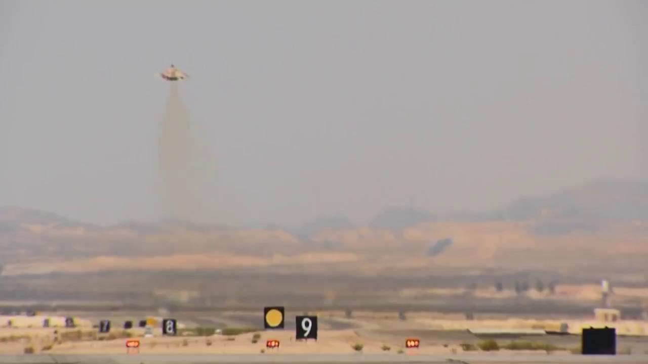 Tiêm kích F-15I Ra'am của Israel trong cuộc tập trận Red Flag cùng với Không lực Hoa Kỳ