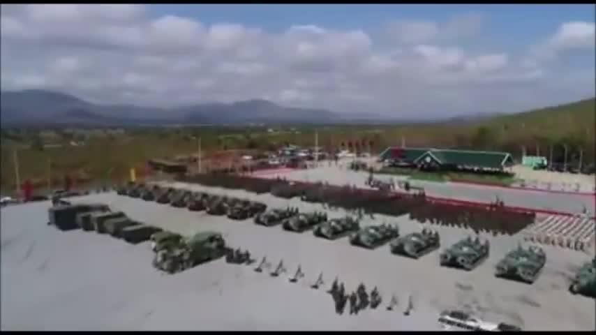 Quân đội Campuchia và Trung Quốc chuẩn bị cho cuộc tập trận Golden Dragon 2018