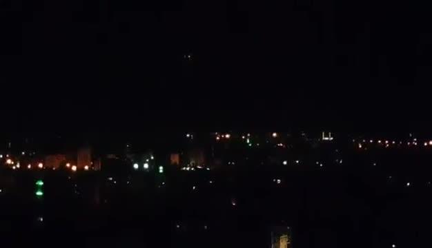 Phòng không Syria bắn chặn tên lửa hành trình của liên quân do Mỹ dẫn đầu trong vụ tấn công hôm 14/4