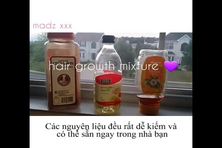 Bí quyết giúp tóc mọc siêu nhanh