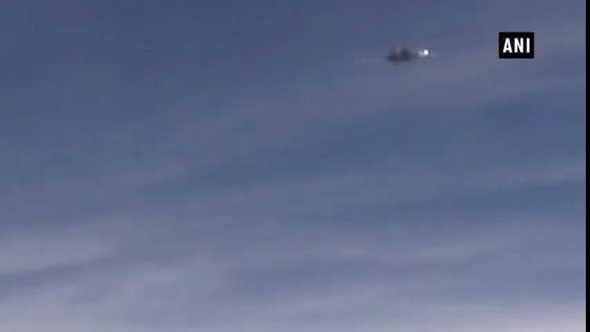 Tên lửa hành trình BrahMos lần đầu tiên được phóng thử thành công từ tiêm kích Su-30MKI