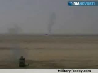 Sức mạnh tổ hợp pháo-tên lửa phòng không Pantsir-S1 của Nga